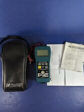PIE Model 541 Frequency Calibrator, Excellent, Calibrated 8-3-2019, Soft Case