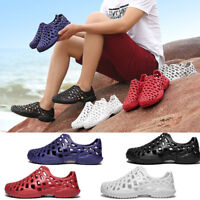 Men Womens Water Shoes Outdoor Beach Sandals Hole Sneakers Multifunctional Sport