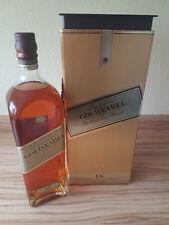 Johnnie Walker - Gold Label - 18 Jahre Whisky 1,75 Liter Geschenkbox