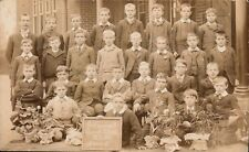 Goldsworth near Woking. Goldsworth Council School Group 26.9.1906 Class II.