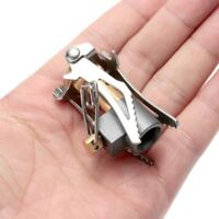 Outdoor Portable Folding Mini Camping Oven Gas Stove Survival Furnace Stove TOP