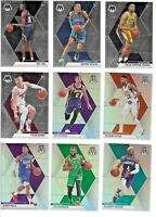 2019-20 Mosaic DeAndre Ayton Silver Prizm Refractor Card Suns