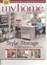 My Home My Style - Jan/Feb 2011 - Style & Storage Solutions - Simple Projects