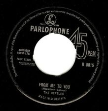 THE BEATLES From Me To You Vinyl Record 7 Inch Parlophone R 5015 1963