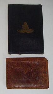 Vintage Leather Wallets