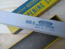 More details for norton washita sharpening oilstone,appears unused condition
