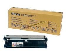 TONER ORIGINALE EPSON S050100 ACULASER C900 C1900 PS WiFI C13S050100 NERO