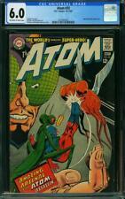 Atom #33 CGC 6.0 -- 1967 -- Classic Bug-Eyed Bandit. Murphy Anderson #2033845005
