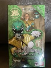 Mighty Morphin? Power Rangers SH Figuarts Red & Green SDCC Exclusive & White NEW