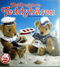 HeiBbegehrte TEDDYBAREN Teddy Bears & clothing sew Uncut patterns 16pg booklet