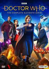 Doctor Who: Season 11 The Complete Eleventh Seaon Free 2-3 Exp Shipping Dr Who