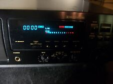 *RARE* MARANTZ SD-63 Three Head Remote Controlled Cassette Deck Dolby BC NR MPX!