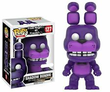 Funko SHADOW BONNIE #127 POP! Games FNAF Vinyl Figure