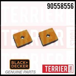 Black & Decker Mouse Sander Diamond Tip Pad X2 For Models BEW230 & BDM55