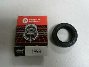 National 1990 Wheel Seal fits Chevrolet, Ford, Mazda, Mercury 1975-2011