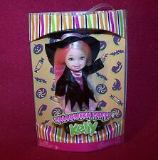 Mattel Halloween Party Kelly Doll ~ Kelly Witch Doll in Original Packaging