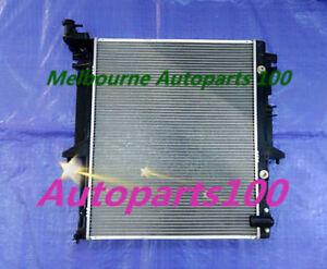Radiator for Mitsubishi Triton ML MN 2.4L 2.5L TD Auto Manual 2006-on