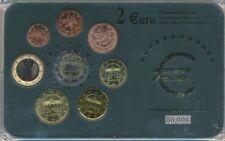 Vorzügliche Münzen der BRD in Euro-Währung aus Bi-Metall