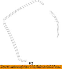 FORD OEM Lift Gate Tail Tailgate-Weatherstrip Seal 8T4Z78404A06A