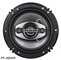Peiying PY-AQ604S Autolautsprecher 16cm-Typ  - 2 Stück - 120Watt