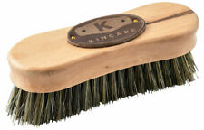Wooden Deluxe Face Brush For Horse Quality wooden block soft natural