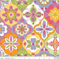 Quilt Fabric Extravaganza by Lila Tueller for Riley Blake half-yard cuts # C4641