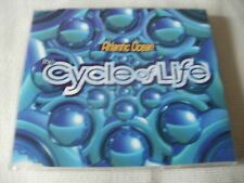 ATLANTIC OCEAN - THE CYCLE OF LIFE - 6 MIX HOUSE CD SINGLE
