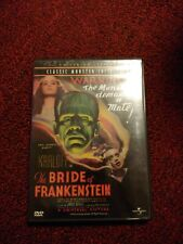 The Bride of Frankenstein (Dvd, 1999, Classic Collection)