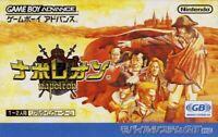 Nintendo GameBoy Advance Spiel - Napoleon JAP mit OVP