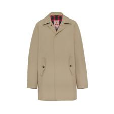 BARACUTA G10 MADE IN ENGLAND MOD MAC COAT (NATURAL) Size 44 (XL) - Brnw
