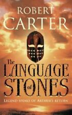 Carter, Robert, The Language of Stones, Very Good, Paperback