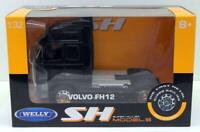 Welly Volvo FH12 Truck, Super Haulier 1/32 Scale, Diecast 32630W, Blue Cab