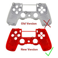 Housing Shell Handle Faceplate Cover Case Kit For PS4 Slim Controller JDM-040
