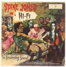 Spike Jones, Spike Jones En Hi Fi Vinyl Record/LP * usado *