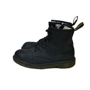 Dr. Martens 1460 Serena J Faux  Fur Lined Winter Boots Shoes Size EU 36 UK 3