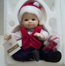 Franklin Mint Naughty Nicholas Porcelain Doll Ltd NIB