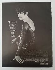 1968 Polly Bergen oil of the turtle have I got ugly friend for you add