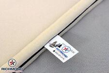 97-02 Chevy Express Handicap Wheelchair Van -Driver Bottom Vinyl Seat Cover TAN