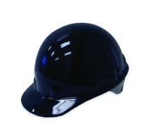 Fibre-Metal Honeywell E2RW10A000 Ratchet Cap Style Hard Hat Black size 6 3/4 - 8