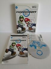 Jeu Wii Mario Kart Wii Nintendo Avec Boite Notice Point Vip Pal