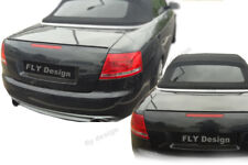 Audi A4 B6 B7 Tuning SPOILER LACKIERT Silbersee LY7W Lippe S-Line typ Klappe lip