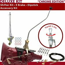 C4 Shifter Kit 23 Swan E Brake Cable Clamp Dipstick For F71E6