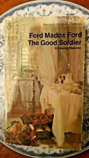 FORD MADOX FORD, THE GOOD SOLDIER A TALE OF PASSION, PENGUIN MODERN CLASSICS