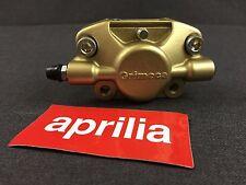 New Genuine Aprilia SR50 Rear Brake Caliper, Gold D28 AP8213389 (MT)