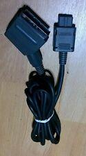 Câble péritel RGB officiel Nintendo pour SNES Super Nes OK mod n64 scart pal fr