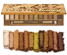 Urban Decay Naked Honey eyeshadow palette 12 Golden Shades