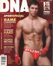 DNA Gay Magazine #171 ABBA Tim Campbell George Michael 061918DBE