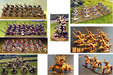 15mm Fantasy Orcian Core Army (152 figures) Normally $179.00