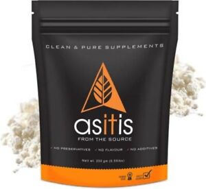 AS-IT-IS Nutrition Whey protein Isolate - 250 gms Whey Protein