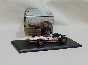 1/43 SRC15 1967 HONDA RA273 SURTEES MONACO WITH REMOVEABLE NOSE BY SMTS